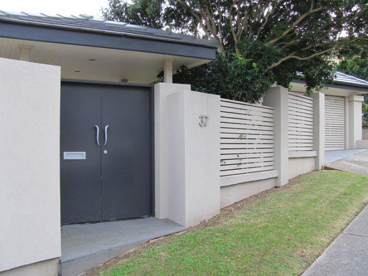 Brick Fences Sydney Bricks Timber Fences