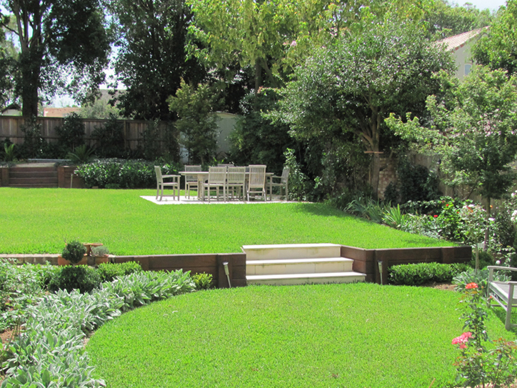 Garden landscape design by alliance landscape group sydney for Garden designs sydney
