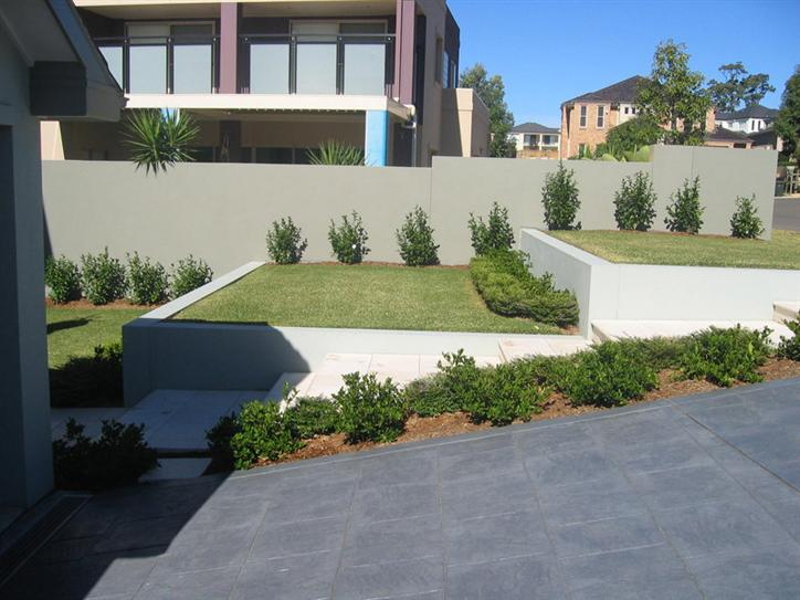Retaining Walls Design Sydney Stunning Retaining Walls
